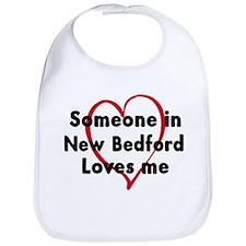 Loves me: New Bedford Bib