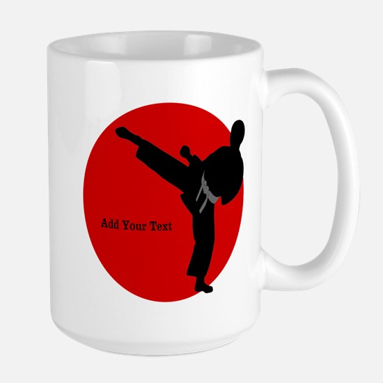 Karate Large Mug