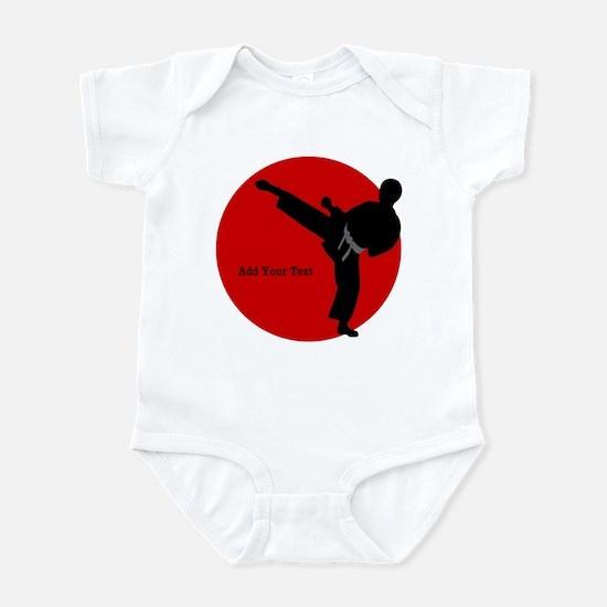 Karate Body Suit