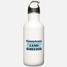 Pennsylvania Land Surv Water Bottle