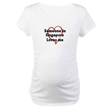 Loves me: Singapore Shirt