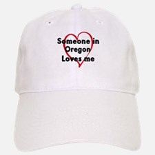 Loves me: Oregon Baseball Baseball Cap