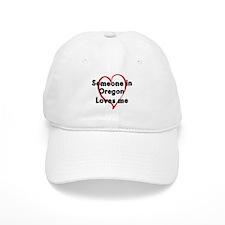 Loves me: Oregon Baseball Cap