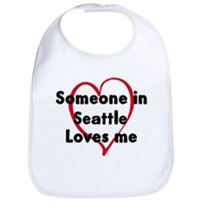Loves me: Seattle Bib