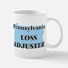 Pennsylvania Loss Adjuster Mugs