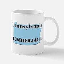 Pennsylvania Lumberjack Mugs