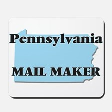 Pennsylvania Mail Maker Mousepad