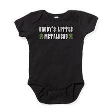 Cute Metal baby Baby Bodysuit