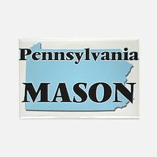 Pennsylvania Mason Magnets