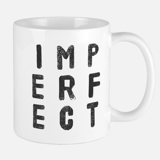 Imperfect (Stamp) Mugs