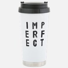 Imperfect (Stamp) Travel Mug