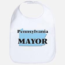 Pennsylvania Mayor Bib