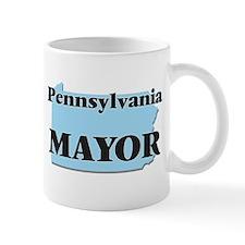 Pennsylvania Mayor Mugs