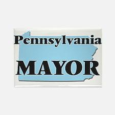 Pennsylvania Mayor Magnets