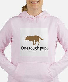 Unique Cancer and dogs Women's Hooded Sweatshirt