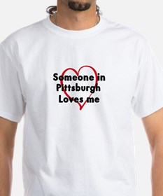 Loves me: Pittsburgh Shirt