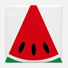 water melon Tile Coaster