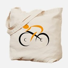 cycling Tote Bag