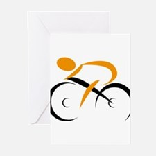 cycling Greeting Cards