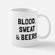 Blood, Sweat & Beers Mug