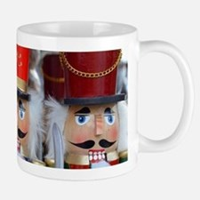 Three christmas nutcrackers Mugs