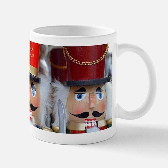 Three christmas nutcrackers Mugs