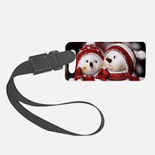 Snowman20150907 Luggage Tag