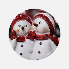 """Snowman20150907 3.5"""" Button (100 pack)"""