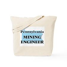 Pennsylvania Mining Engineer Tote Bag