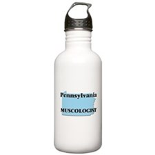Pennsylvania Muscologi Water Bottle