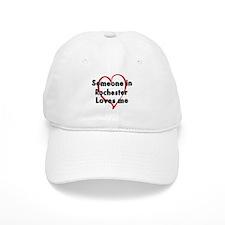 Loves me: Rochester Baseball Cap
