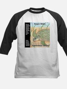 Sea Turtle Kemp's Ridley Baseball Jersey