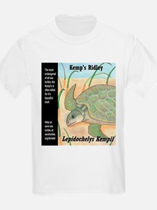 Sea Turtle Kemp's Ridley T-Shirt