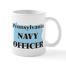 Pennsylvania Navy Officer Mugs