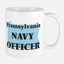 Pennsylvania Navy Officer Mugs