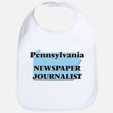 Pennsylvania Newspaper Journalist Bib