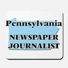 Pennsylvania Newspaper Journalist Mousepad