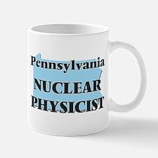 Pennsylvania Nuclear Physicist Mugs