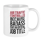 Air traffic controller Small Mugs (11 oz)