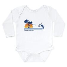Latino Long Sleeve Infant Bodysuit
