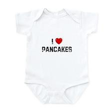 I * Pancakes Infant Bodysuit