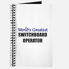 Worlds Greatest SWITCHBOARD OPERATOR Journal