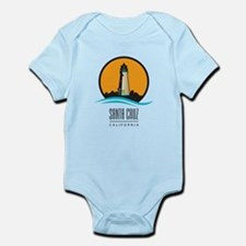 Santa Cruz California CA Light House Body Suit