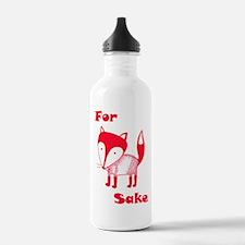 For Fox Sake Stainless Water Bottle 1.0l