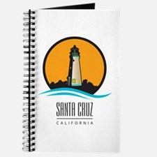 Santa Cruz California CA Light House Journal