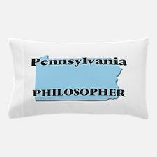 Pennsylvania Philosopher Pillow Case