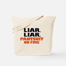 Liar, Liar, Tote Bag