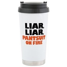 Liar, Liar, Travel Mug