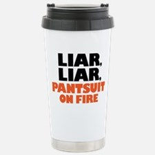 Liar, Liar, Travel Mug