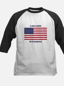 Laramie Wyoming Kids Baseball Jersey
